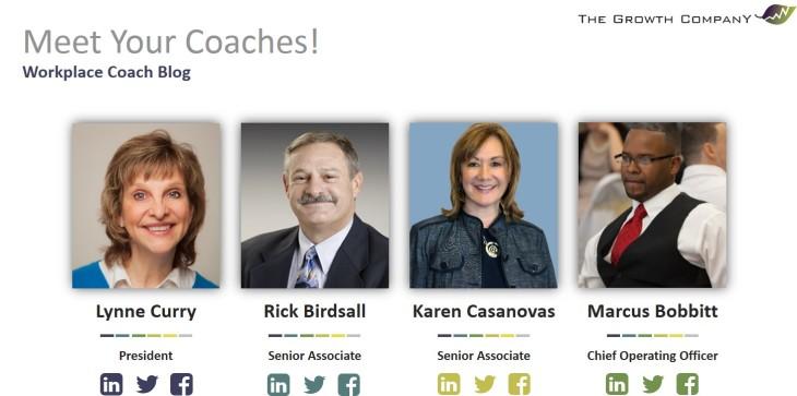 Meet Our Coaches!